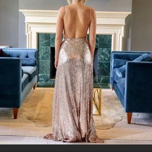L'atiste gown